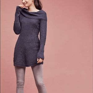 ANTHROPOLOGIE ANGEL OF THE NORTH ROSIE SWEATER